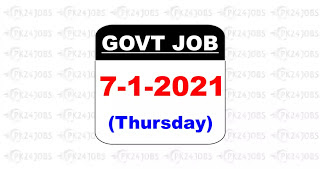 Computer Operator Jobs in Deputy Commissioner Office Peshawar 2021 Latest Govt Jobs