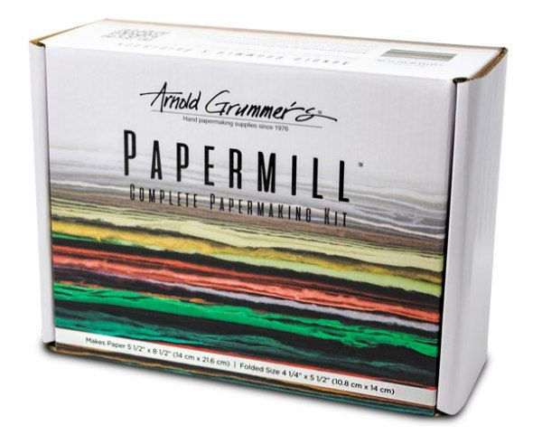 Arnold Grummer's PAPERMILL™ COMPLETE KIT box