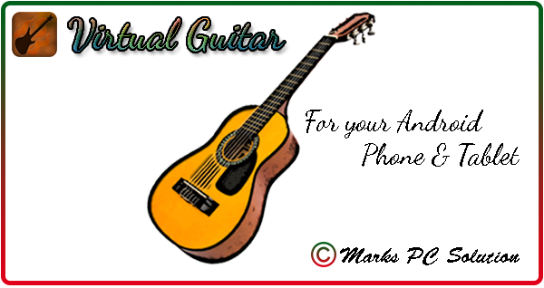 Virtual Guitar for Android Device