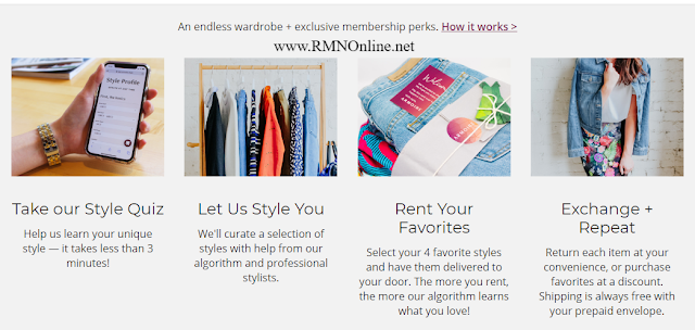An Endless Wardrobe + Exclusive Membership Perks. Armoire Style | RMNOnline Fashion Group