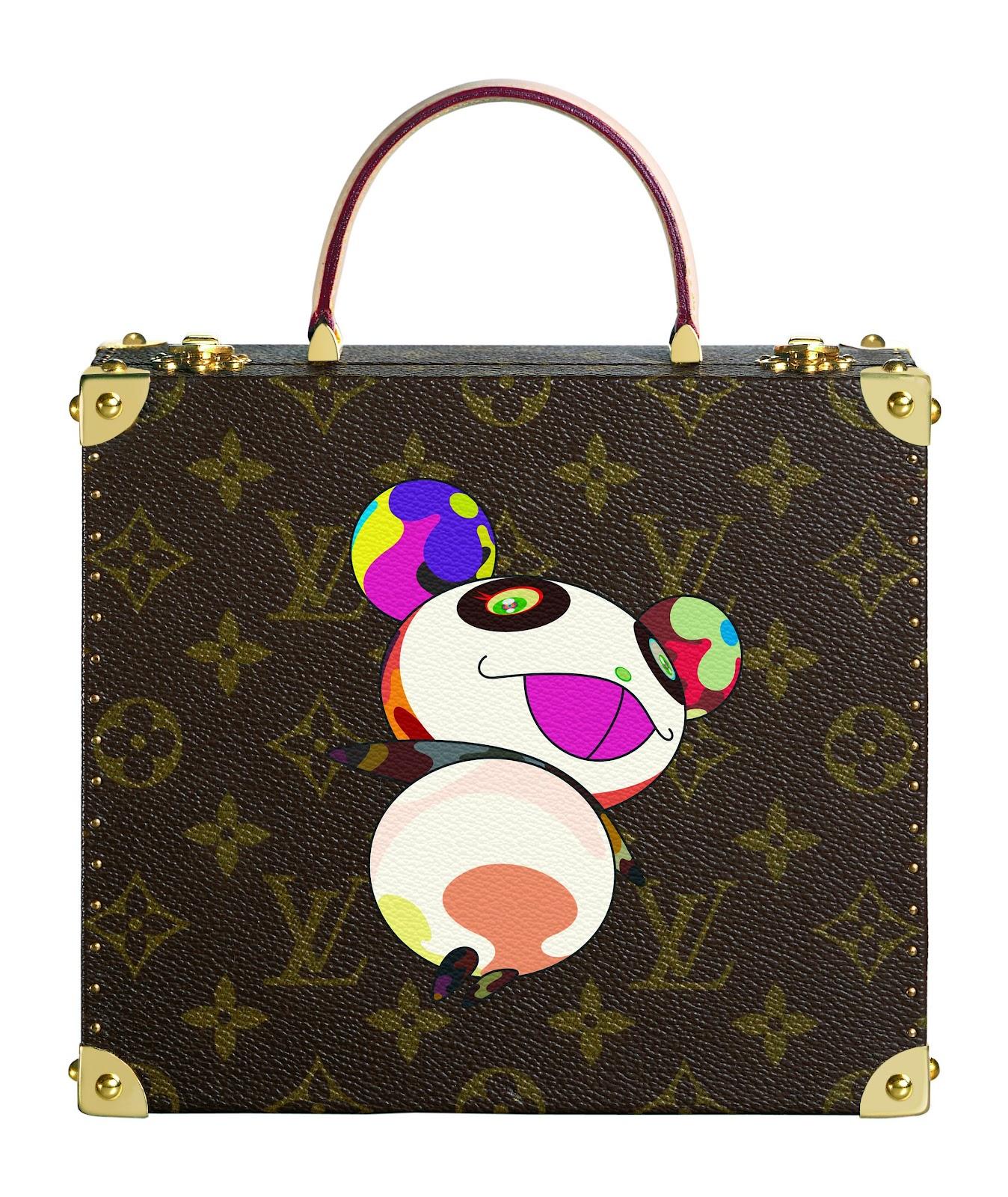 Marc Jacobs Louis Vuitton Handbags Ahoy Comics