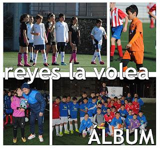 Fútbol-7 Aranjuez La Volea