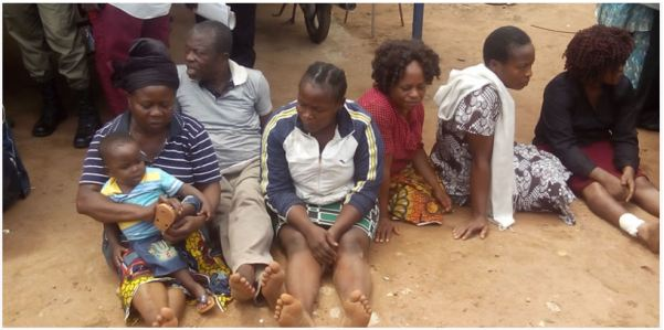 Police Arrest Woman for Exchanging Her Two-Month-Old Baby for Rice in Imo State (Photo)