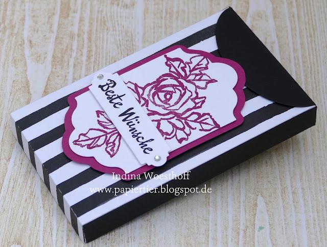 Blog Hop | papiertier Indina | Stampin' Up! 2018 | Blütenfantasie