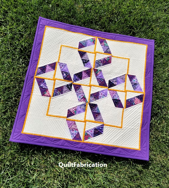 Serendipity-Mini-Quilt-Purple