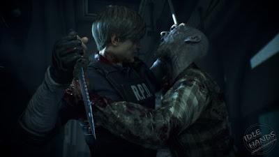 E3 2018 Capcom Resident Evil 2 Reimagined