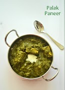 Palak Paneer Recipe | How to make Palak Paneer | Paneer Recipes