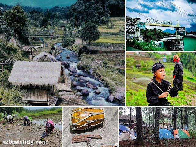 Desa Wisata Baros, Potensi Keindahan Wisata Alam, Seni Budaya, dan Ekonomi Kreatif di Bandung Selatan