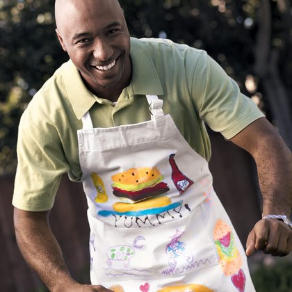 Best-ever Barbecue Apron