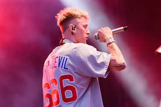 """MGK Working On 2020 Album ? Shares New Song """"Why Are You Here"""""""