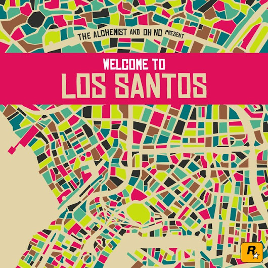 Maxi-Geek: The Alchemist and Oh No Present: Welcome to Los Santos Out Now