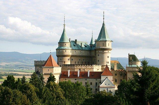 Slovakia castle