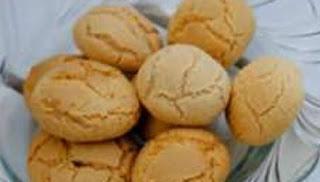 Kue Bagea Kenari Kue Tradisional Jajanan Pasar Khas Indonesia