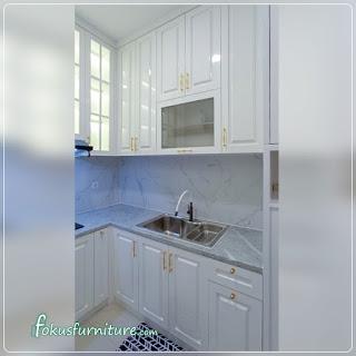 kitchen set duco minimalis
