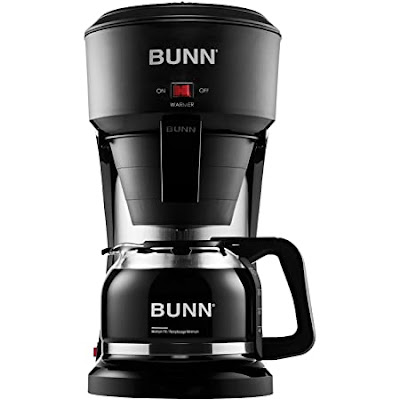 The BUNN Speed Brew 10-Cup Home Coffee Brewer
