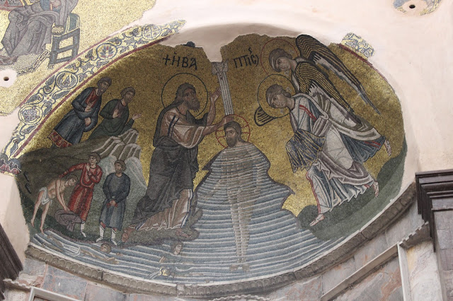vaftizci yahya,aziz yuhanna, john the baptist,john,vaftiz sahnesi