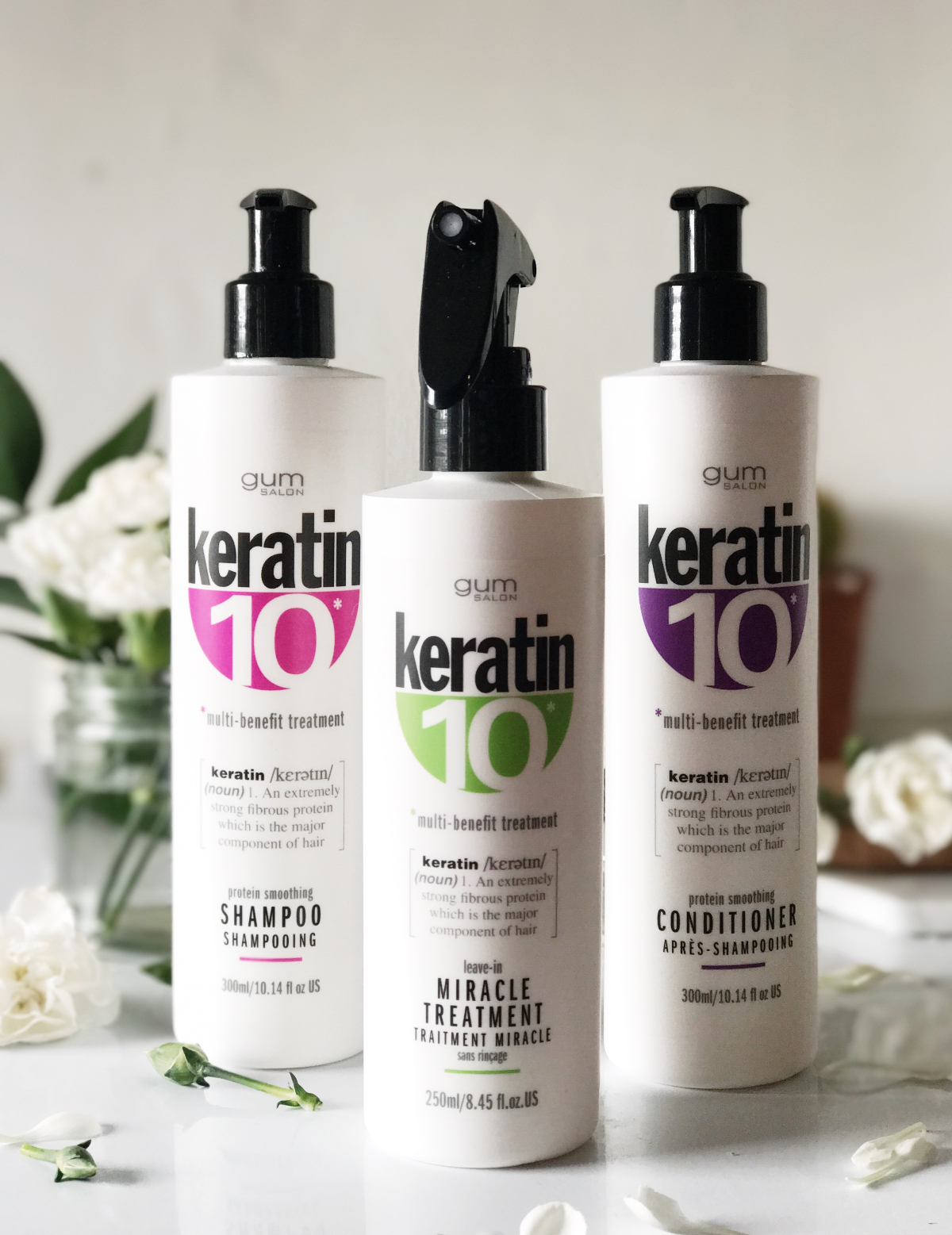 Keratin 10 Leave in Treatment Review