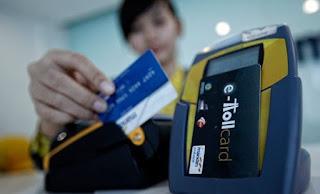 Tempat Isi Ulang (Top Up) e-Toll Card Secara Tunai