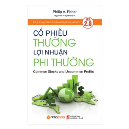 Cổ Phiếu Thường, Lợi Nhuận Phi Thường (Tái Bản 2017) ebook PDF-EPUB-AWZ3-PRC-MOBI