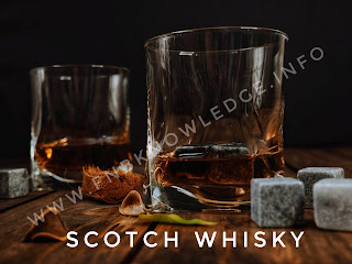 Whisky types & brand names