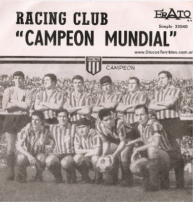 Disco Racing Club Campeon Mundial