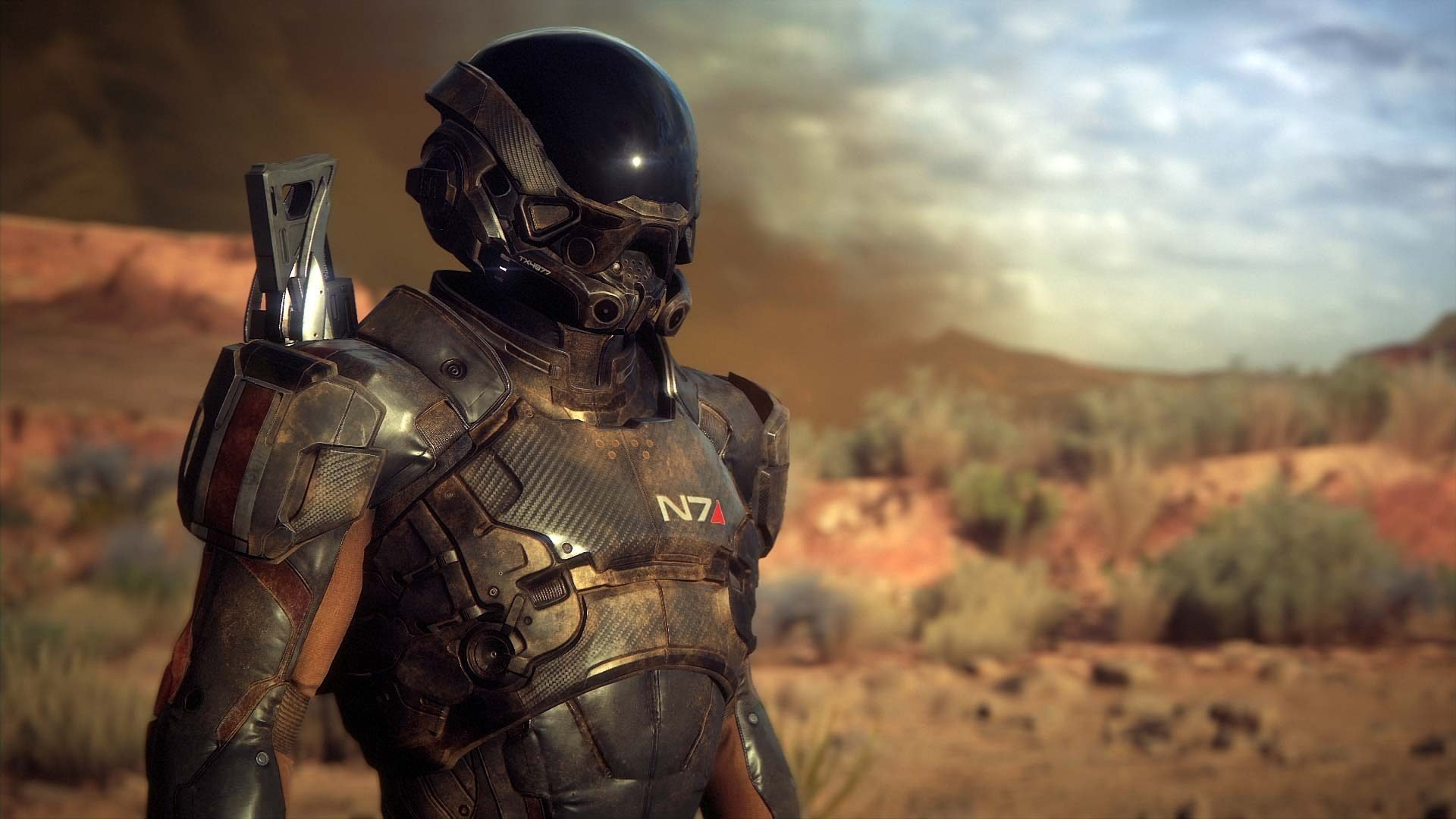 Save Mass Effect Andromeda HD Wallpapers