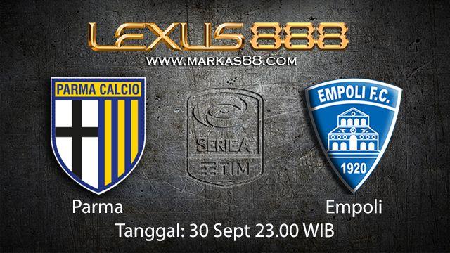 Prediksi Bola Jitu Parma vs Empoli 30 September 2018 ( Italian Serie A )