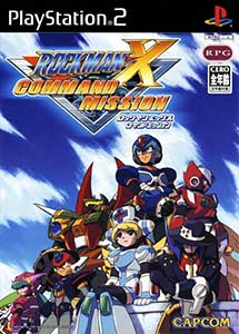 Descargar Rockman X Command Mission PS2
