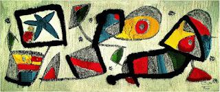 Miró tapiz Josep Royo