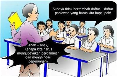 12 Meme Obrolan Lucu Guru dan Murid Ini Bikin Cekikikan Ingat Jaman Sekolah Dulu