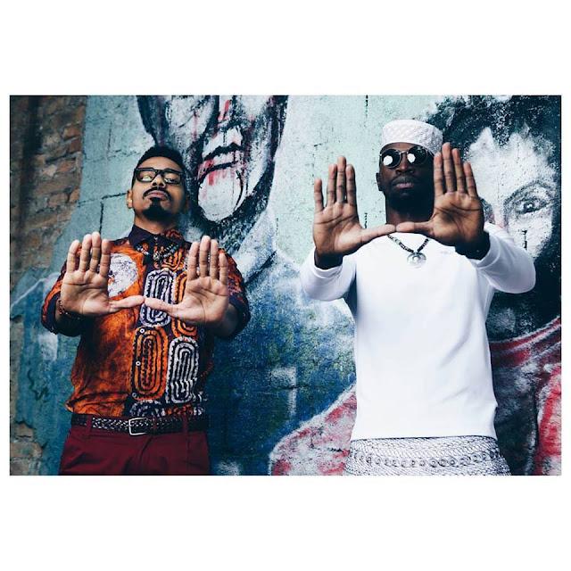 """O Duo Africano SevenLox  que lotou casas de norte a sul do brasil, lança seu novo single """"Bad Batch"""""""