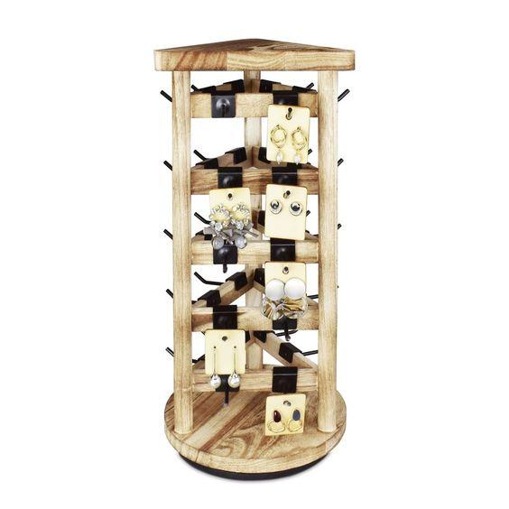 #WD4015-OK 30 Hooks Jewelry Tower