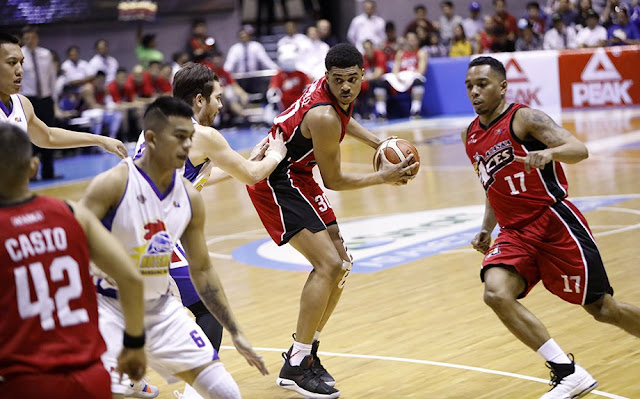 LIST: Alaska Aces Top 10 Leading Scorers 2018 PBA Commissioner's Cup