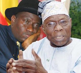 Obasanjo jonathan