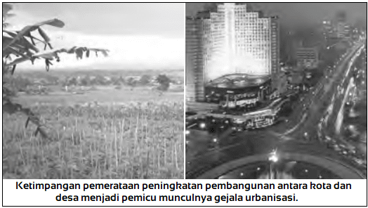 Mobilitas penduduk permanen pada gejala urbanisasi