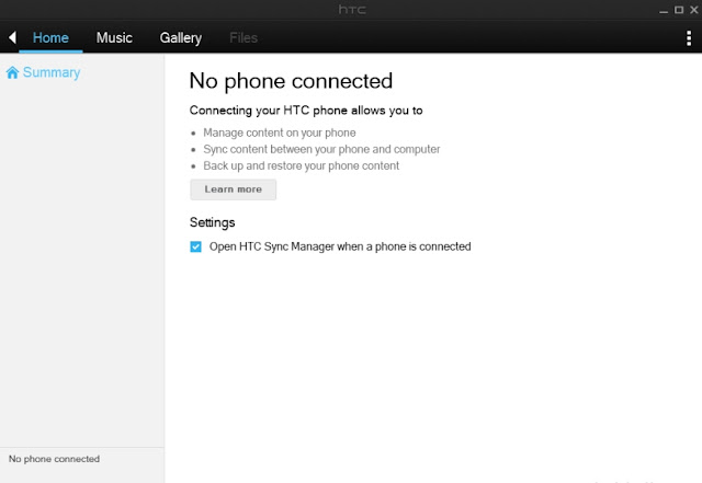 Download HTC Sync Manager