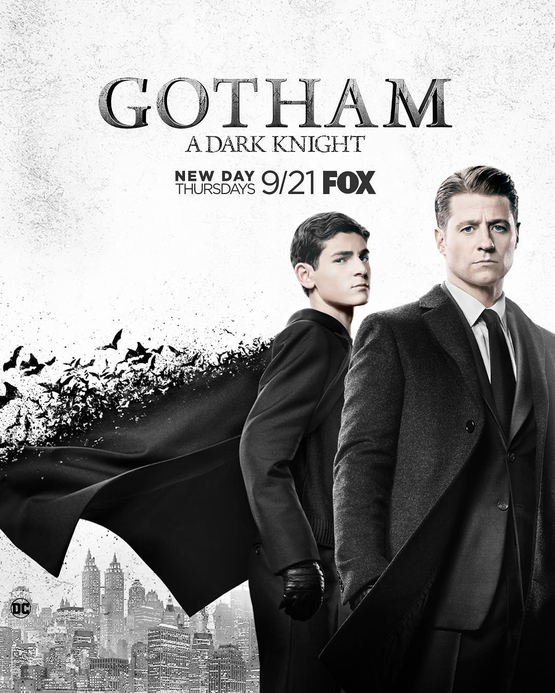 Serien Wie Gotham