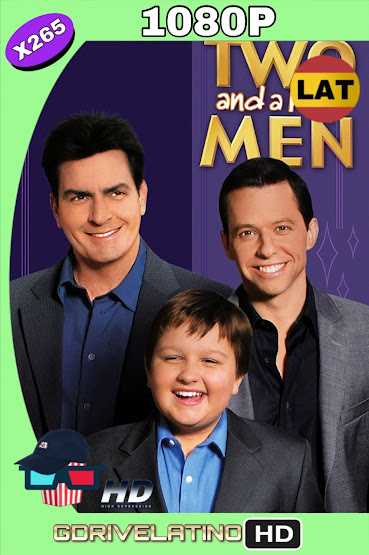 Two and a Half Men (2003-2015) 1080p Latino-Ingles MKV