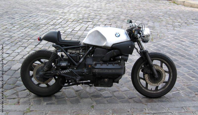 bmw k 1200 rs cafe racer - sök på google | motocicles | pinterest