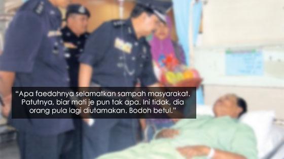 Pesakit Sindir Banduan, Teguran Pegawai Penjara Buat Doktor Ini Rasa Nak Tepuk Tangan