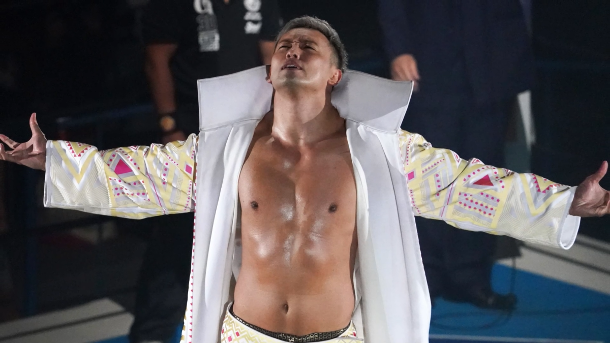 Kazuchika Okada estará envolvido em nova parceria da NJPW
