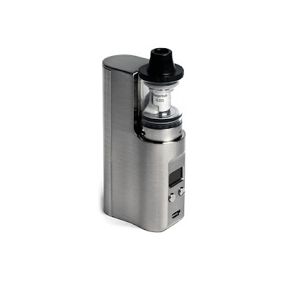 Buy Kanger Juppi 75W TC Starter Kit Silver for a discount price