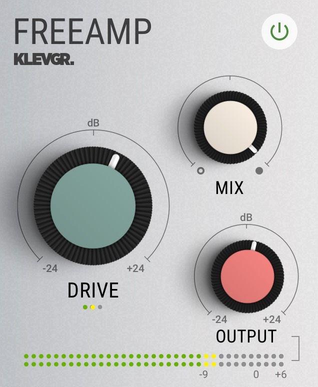 Freeamp by Klevgrand