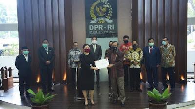 Perubahan Nama Telah Disetujui Ketua DPR, Berikut Perbedaan antara RUU HIP dan BPIP