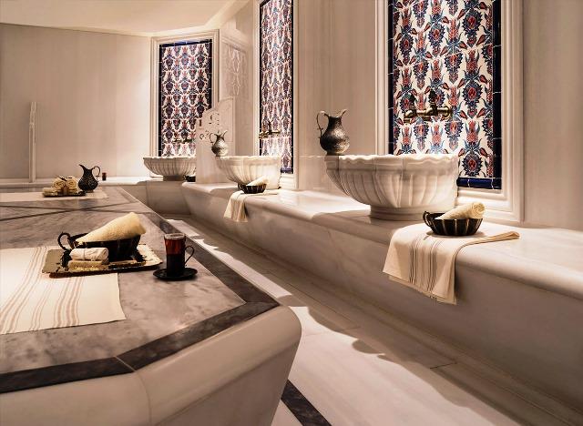uma experiência na Turquia: Banho turco ou hamam