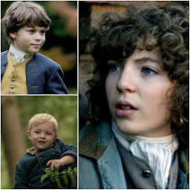 Love the kids of Outlander, and page follows!