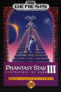 Phantasy Star III: Generations of Doom (BR) [ SMD ]