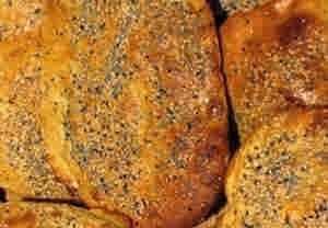 خبز بالحليب