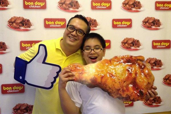 Bon Doys friends photo 2