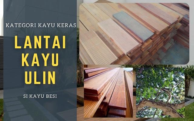 Jenis lantai kayu paling bagus